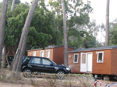 Camping Domaine de La Fôret de Janas