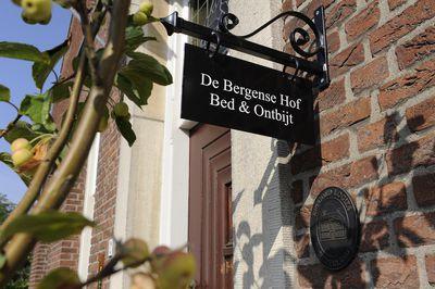 Bed and Breakfast De Bergense Hof