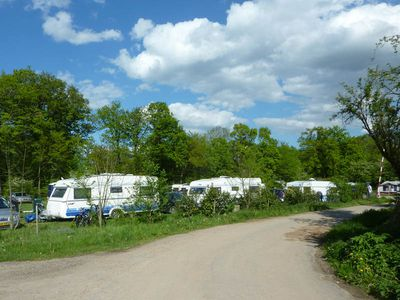 Camping Le Bois Girault