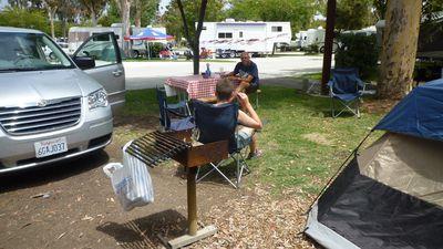 Camping San Diego Metro KOA Campground