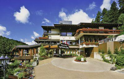 Hotel Ringhotel Mönch's Waldhotel