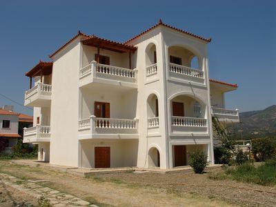 Appartement Villa Kokkoni