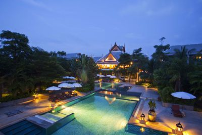 Hotel Mukdara Beach Resort