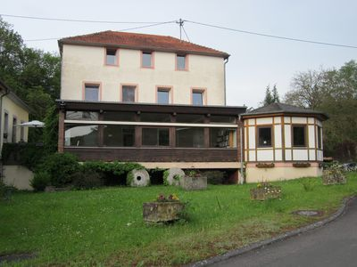 Vakantiehuis Irreler Mühle