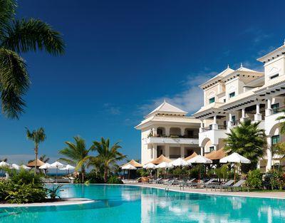 Hotel Gran Melia Palacio de Isora