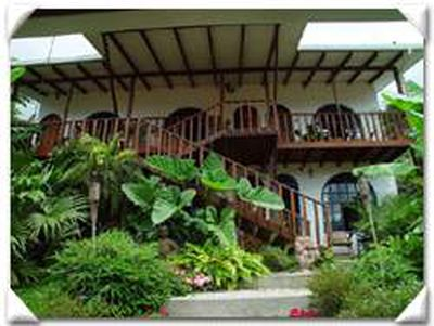 Hotel Orosi Lodge