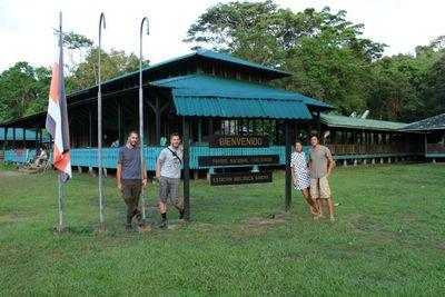 Hostel Sirena Ranger Station