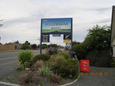 Hotel Willowbank Motel