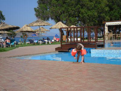Hotel Geraniotis Beach