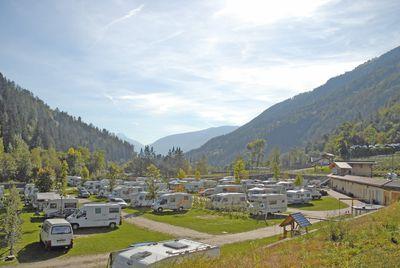 Camping Passeier Meran (in Saltaus)
