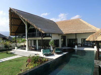 Villa Bali Strand Villa - Villa Baruna