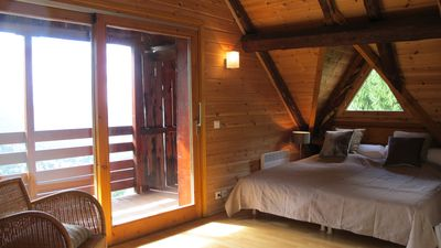 Bed and Breakfast Chalet La Maitreya