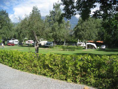 Camping Gemmi 'Agarn'