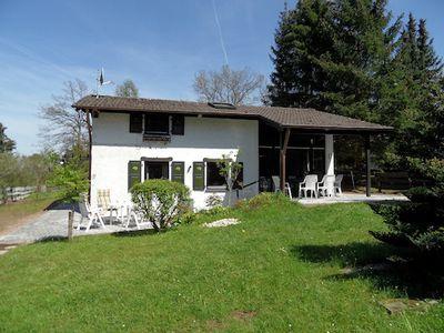 Vakantiehuis Eifel-Huisje