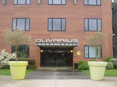 Aparthotel Olivarius