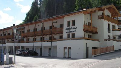 Appartement Residence Zillertal