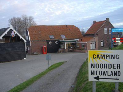 Camping Noordernieuwland