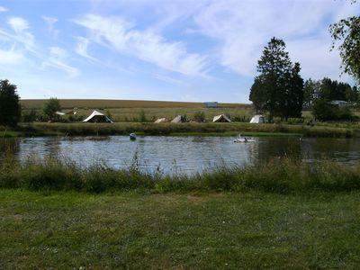 Camping Aux Sources de Lescheret