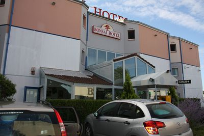 Hotel Bonsai Dijon