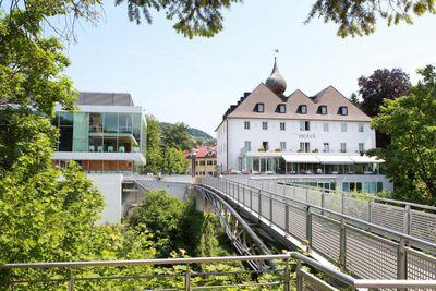 Hotel Das Schloss an der Eisenstrasse