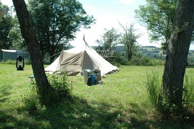 Camping Rochemaux