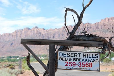 Bed and Breakfast Desert Hills