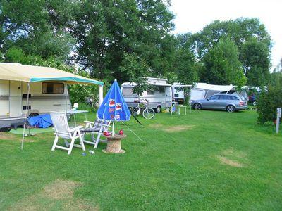 Camping La Fridière