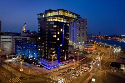 Hotel Inntel Rotterdam Centre