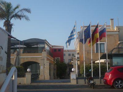 Appartement Grecotel Plaza Spa