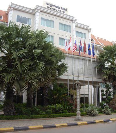 Hotel Angkor Riviera