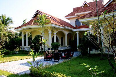 Villa Baca Villa New