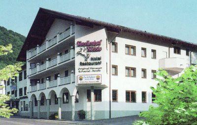 Hotel AKZENT Hotel Forellenhof Rössle