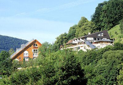 Hotel AKZENT Hotel Restaurant Höhenblick