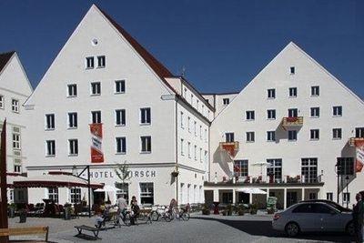Hotel AKZENT Brauerei Hotel Hirsch