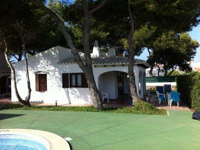 Vakantiehuis Casa Menorquinas(Es Pins Toni Montsinas Maria)