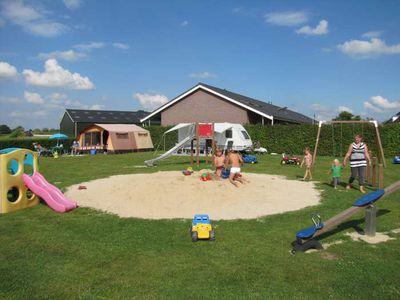 Vakantiepark Vakantieboerderij Schuppen Recreatie