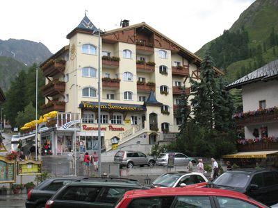 Hotel Vital Hotel Samnaunerhof