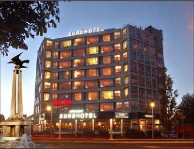 Hotel Eurohotel Leeuwarden
