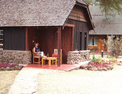 Lodge Amboseli