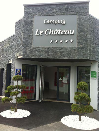 Camping Le Chateaux Vieux