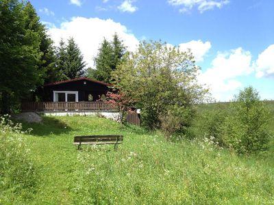 Vakantiehuis Haus am Pilzgrund