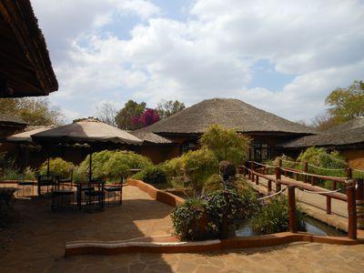 Lodge Amboseli Sopa