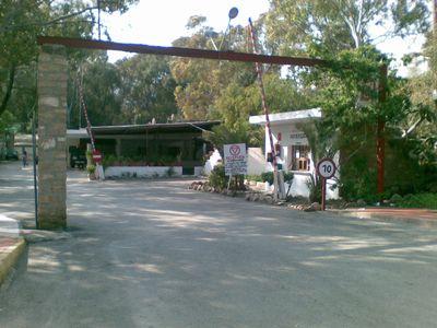 Camping El Cantal de Mojácar