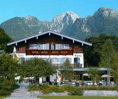 Hotel Stoll's Hotel Alpina