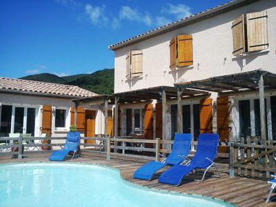 Vakantiehuis Le Grand Passié