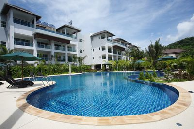 Appartement Bangtao Tropical Residence Resort and Spa