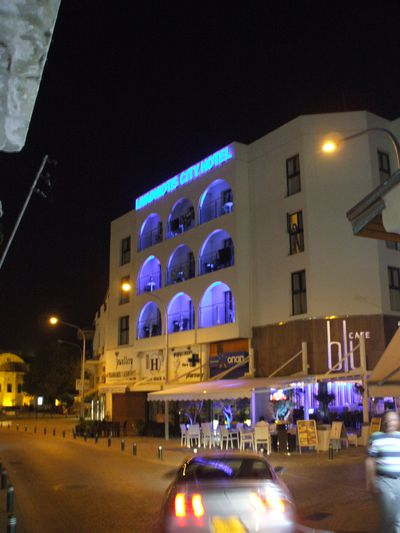 Aparthotel Livadhiotis