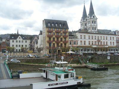 Hotel Rheinhotel Lilie