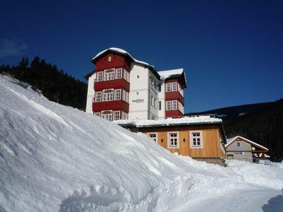 Appartement Snezka Residence