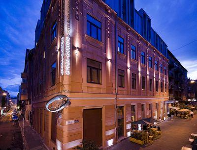 Aparthotel Opera Garden Hotel & Apartments